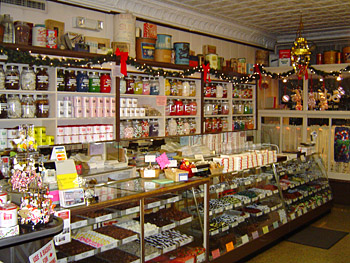 Old Fashioned Candy Store In Louisville Ky